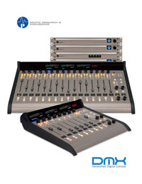 DMX Brochure Cover